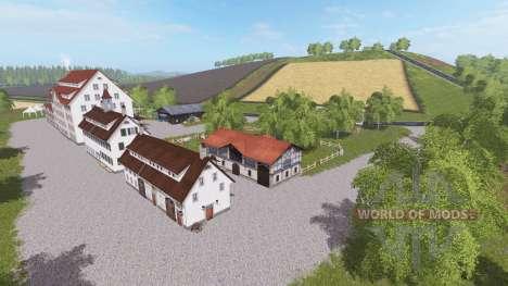 Dondiego для Farming Simulator 2017