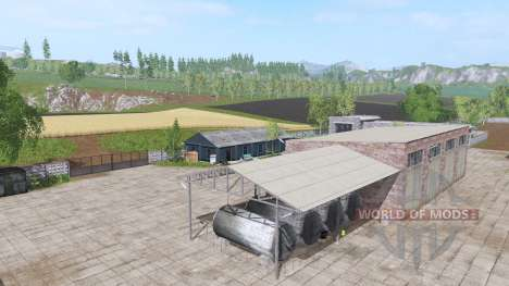 Дары Кавказа для Farming Simulator 2017