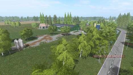 Green River для Farming Simulator 2017