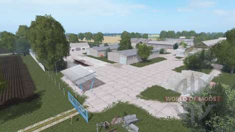 The Bantikow для Farming Simulator 2017