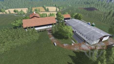 Walchen для Farming Simulator 2017