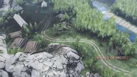 УкрЛесПром 3 - Конец сезона для Spin Tires