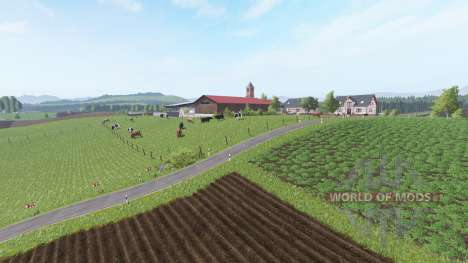 Franken для Farming Simulator 2017