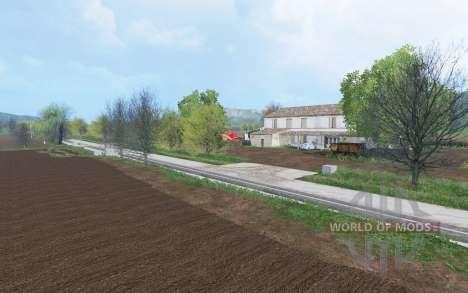 Agro Frost для Farming Simulator 2015