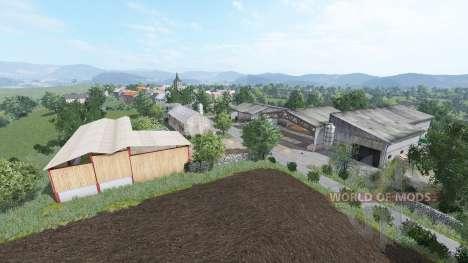 La Campagne Agricole для Farming Simulator 2017