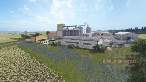 Sudthuringen для Farming Simulator 2017