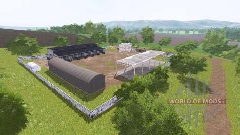 Петровка для Farming Simulator 2017