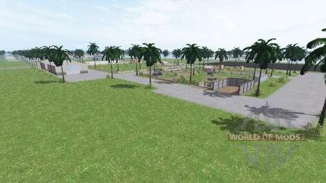 Lost Islands для Farming Simulator 2017