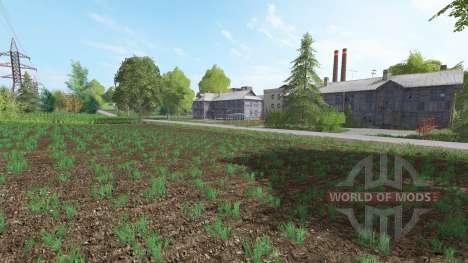 Lubelska для Farming Simulator 2017