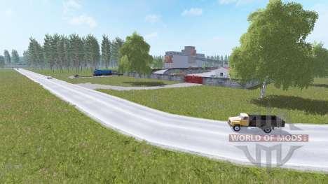 Хацапетовка 2 для Farming Simulator 2017