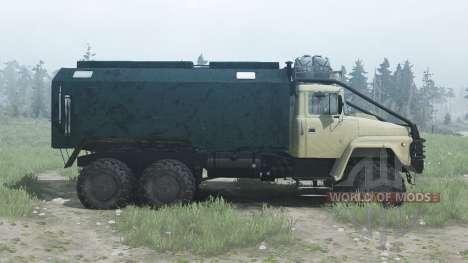 КрАЗ-260Г для Spintires MudRunner