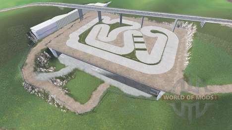 Iberians South Lands для Farming Simulator 2017