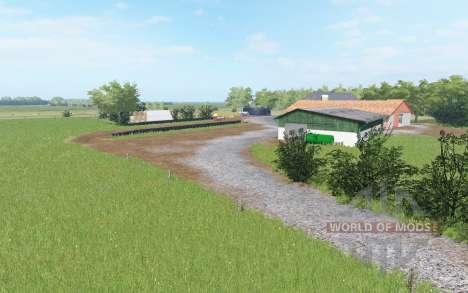 Восточная Фрисландия для Farming Simulator 2017
