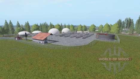 Meindorf для Farming Simulator 2017