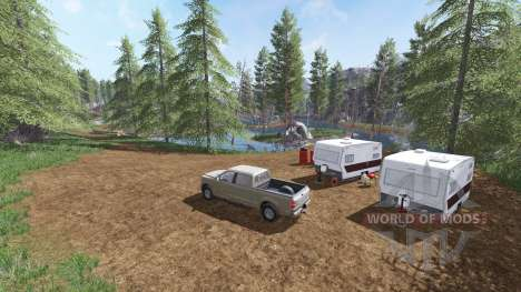 Ridge Crest для Farming Simulator 2017