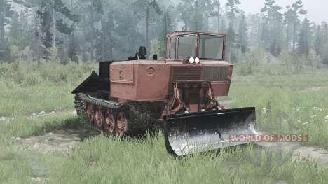 ТДТ 55 для Spintires MudRunner