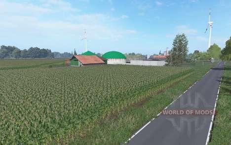 Людингхаузен для Farming Simulator 2017