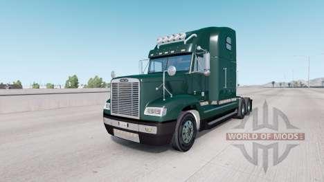 Freightliner FLD для American Truck Simulator