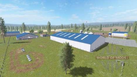 Lone Star для Farming Simulator 2017