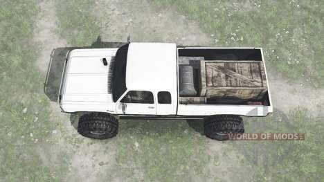 Dodge Power Ram для Spintires MudRunner