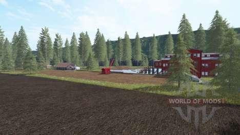 Целле для Farming Simulator 2017