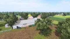 Bydlakowo v1.1 для Farming Simulator 2017