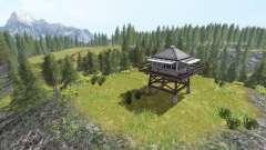 Montana - Black Mountain для Farming Simulator 2017