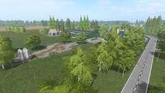 Green River v2.0.0.2 для Farming Simulator 2017