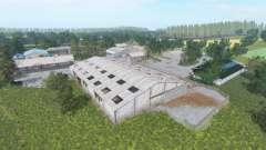 La Petite Meusienne v1.2.1 для Farming Simulator 2017