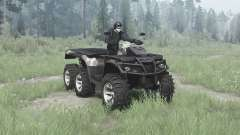 Polaris Sportsman Big Boss 6x6 для MudRunner