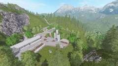 The Alps v0.97 для Farming Simulator 2017