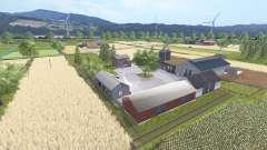 Komorowo для Farming Simulator 2017