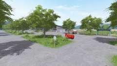 Crossroads для Farming Simulator 2017