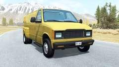 Gavril H-Series Vanster v2.0 для BeamNG Drive