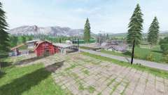 Canadian Agriculture v1.3 для Farming Simulator 2017