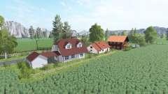 Юго-Западная Германия для Farming Simulator 2017