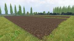Мазовия для Farming Simulator 2015
