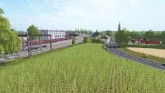 Хофланд v1.1 для Farming Simulator 2017
