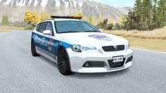 ETK 800-Series Полиција Србије v1.01 для BeamNG Drive
