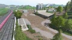 Iberians South Lands v0.8 для Farming Simulator 2017