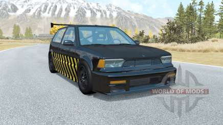 Ibishu Covet Ultimate v1.3 для BeamNG Drive