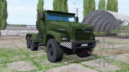 Урал Тайфун-У (63095) 2014 тягач v1.1 для Farming Simulator 2017