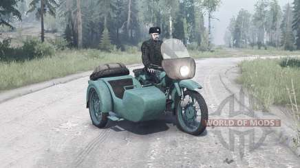 Урал М-62 для MudRunner