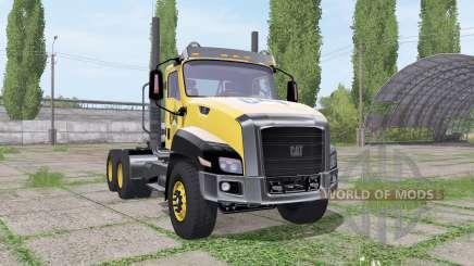 Caterpillar CT660 tractor 2011 для Farming Simulator 2017