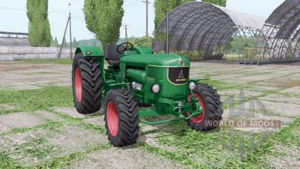 Deutz D 90 05 v0.9.7 для Farming Simulator 2017