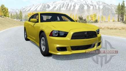 Dodge Charger SRT8 (LD) 2012 для BeamNG Drive