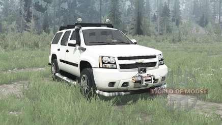 Chevrolet Tahoe (GMT900) 2007 для MudRunner