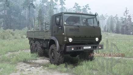 КамАЗ 4310 Prapor для MudRunner