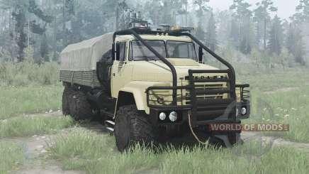 КрАЗ-260Г для MudRunner