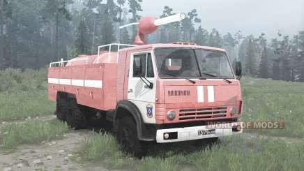 КамАЗ 53212 АП-16 для MudRunner